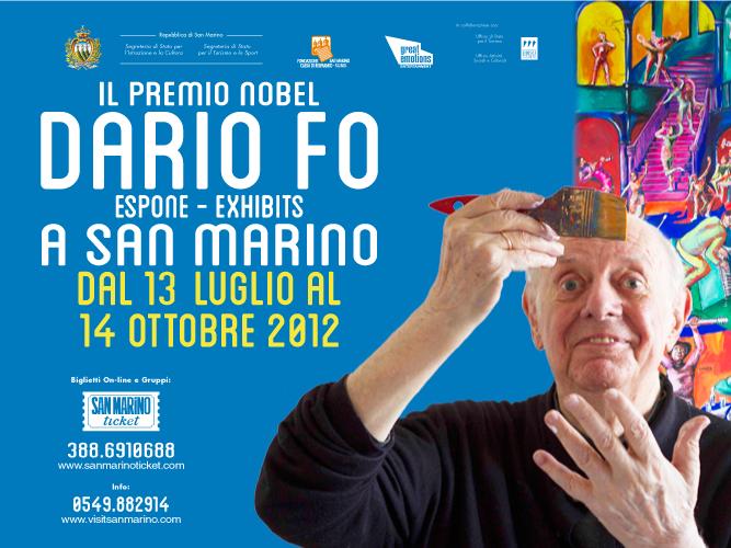 Dario Fo a San Marino